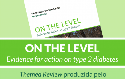 Themed Review NHS – On The Level: Evidence for action on type 2 diabetes