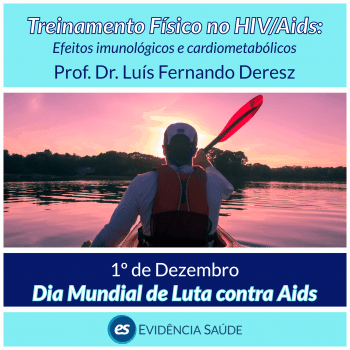 Slides – Treinamento Físico no HIV/Aids