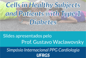 Slides – Exercise on Progenitor Cells in Healthy Subjects and Patients with Type 1 Diabetes